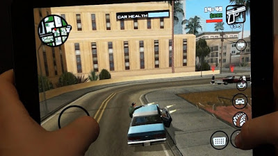 تحميل لعبة GTA V للاندرويد برابط مباشر