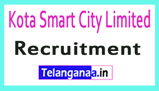 Kota Smart City Limited KSCL Recruitment