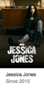 Jessica Jones Best TV Shows