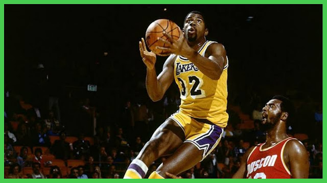 Richest Athletes - Magic Johnson