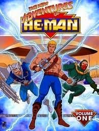 As Novas Aventuras de He Man