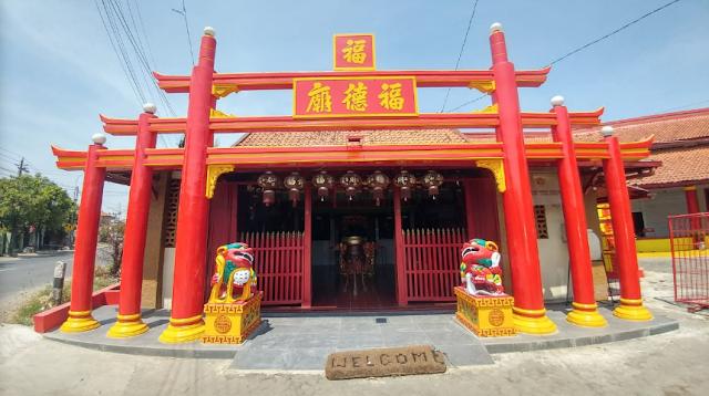 Kelenteng, Tetenger Orang China Perantauan