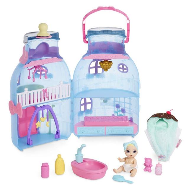 Кукольный домик Baby Born Surprise Bottle House