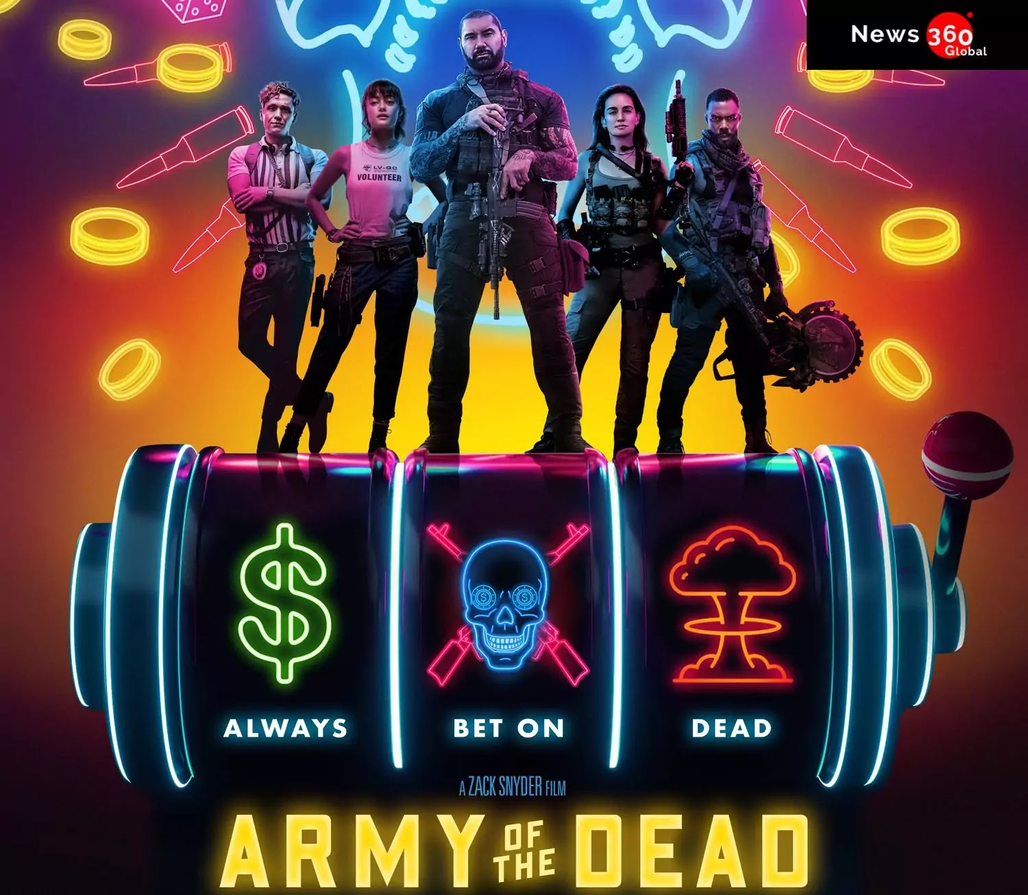 New 'Army of the Dead' Character Posters Out, The Badass Line-Up