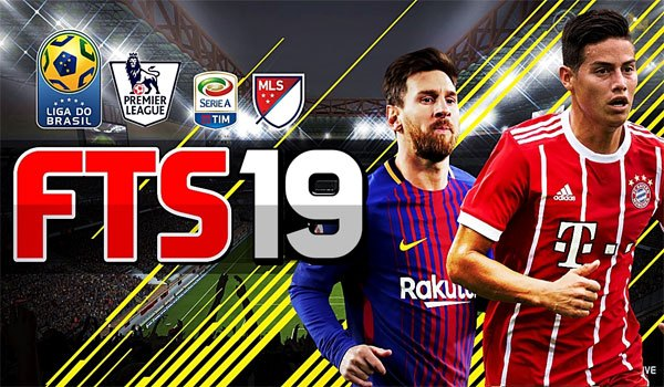 FTS 19 APK Download with OBB+ Data for Android- First Touch Soccer