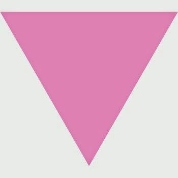 Triángulo rosa