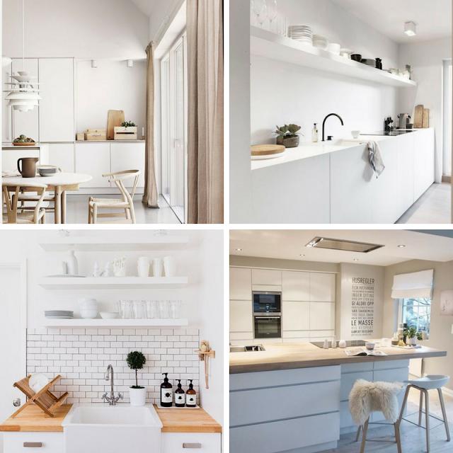 Cozinhas de estilo nórdico