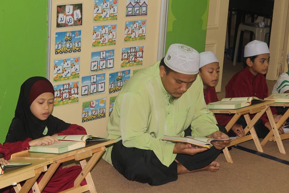 Sekolah Tahfiz Terbaik Di Malaysia Red Pastel B