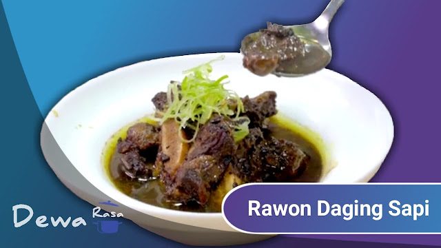 Cara Membuat Rawon