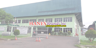 Lowongan Kerja PT. Hanes Supply Chain Indonesia