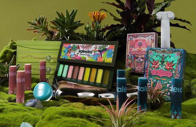 Kaleidos new Flower Punk Collection