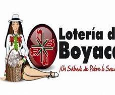 Lotería de Boyacá sábado 18 de mayo 2019 Sorteo 4267