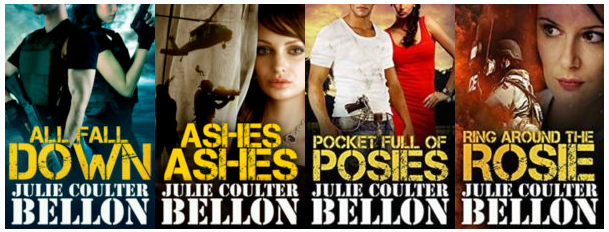 Hostage Negotiation Team series by Julie Coulter Bellon