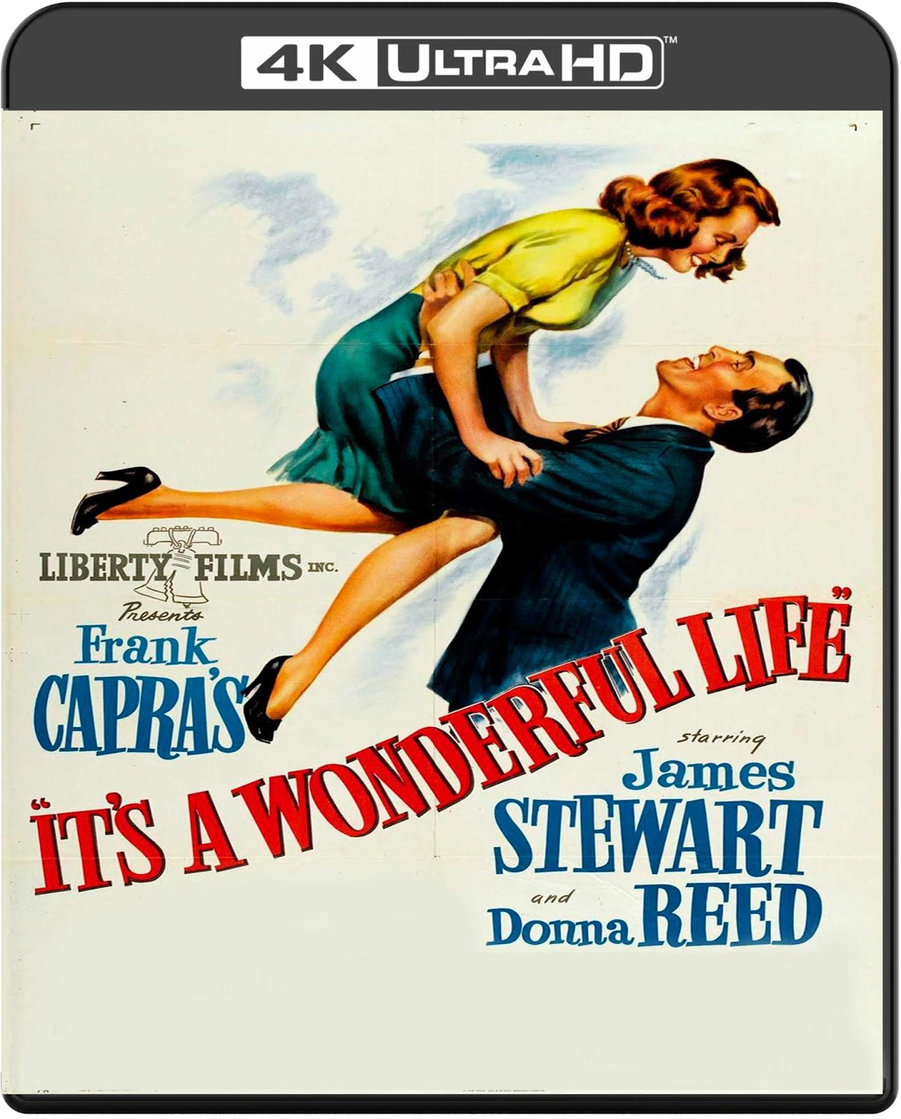 It's a Wonderful Life [1946] [UHD] [2160p] [Latino]