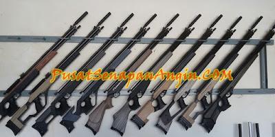 toko jual senapan gejluk dan pcp di bandung