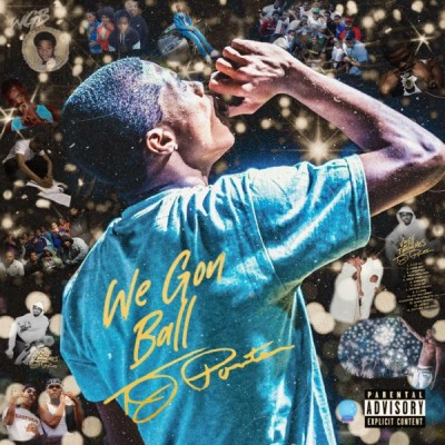 TJ Porter - We Gon Ball (2020) - Album Download, Itunes Cover, Official Cover, Album CD Cover Art, Tracklist, 320KBPS, Zip album