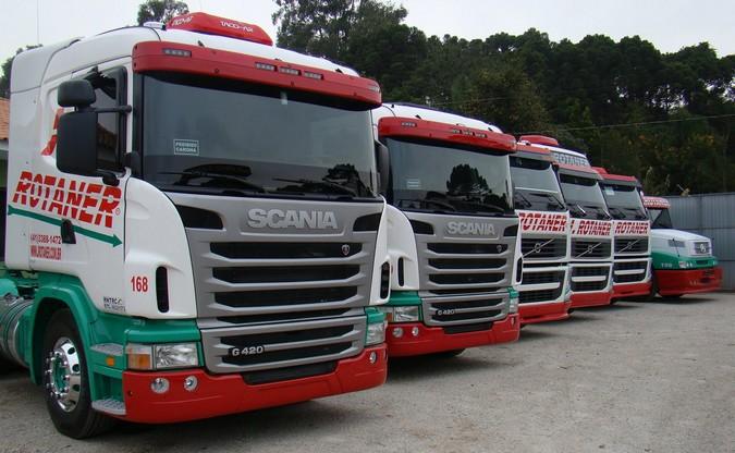 J.Rotaner Transportes abre novas vagas para motoristas carreteiros
