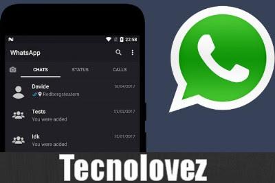 WhatsApp - Come attivare la modalità scura su smartphone, tablet e computer
