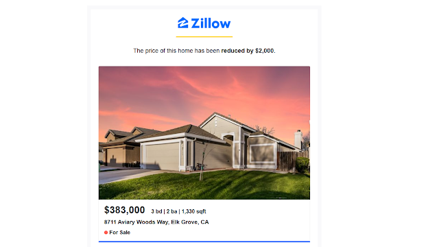 6 price cuts doesn't make a trend, but it could be an indication of things to come in Elk Grove real estate