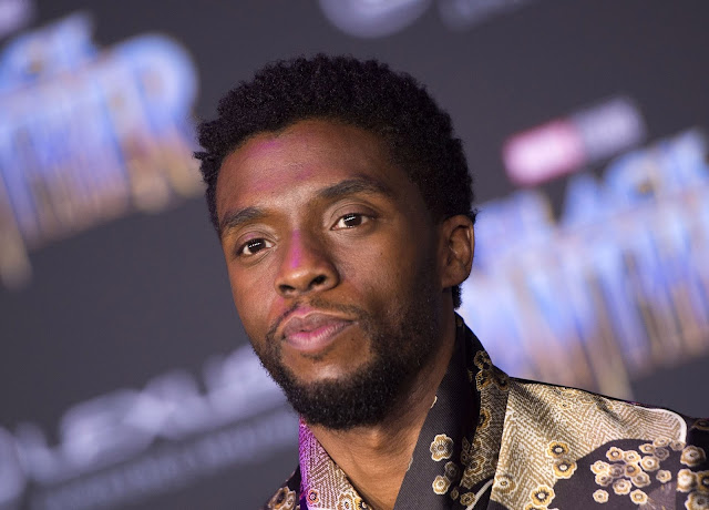 Chadwick Boseman: 'I've noticed change in Hollywood since Black Panther' - rictasblog.com
