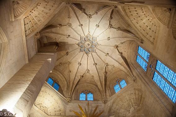Capilla de presentacion o capilla de San Jose. Catedral de Burgos