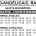 H20 TERMINAL ANGÉLICA/CAPÃO RASO | Horário de ônibus 2021 | Araucária PR