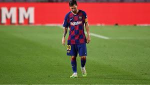 Barcelona Gagal Juara LaLiga, Messi Gelar Top Skor Tidak Penting!