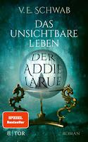 Das unsichtbare Leben der Addie LaRue - V. E. Schwab