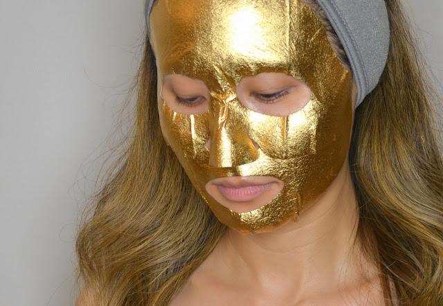 Vivlas Luxury Prestige, Premium Rose and Special Platinum Foil Masks