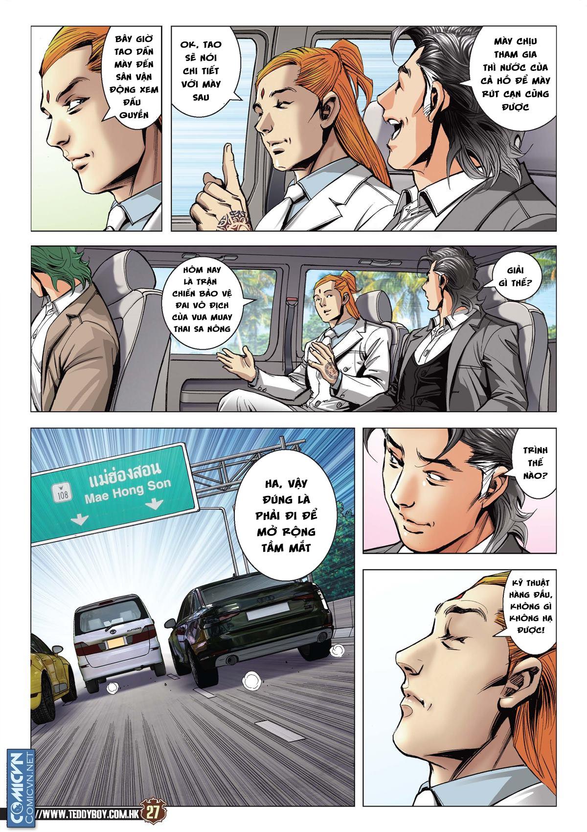 Người Trong Giang Hồ chapter 2113: cự tinh chi chiến trang 24