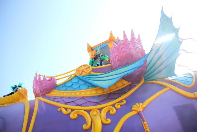珠海長隆海洋王國 海洋大巡遊