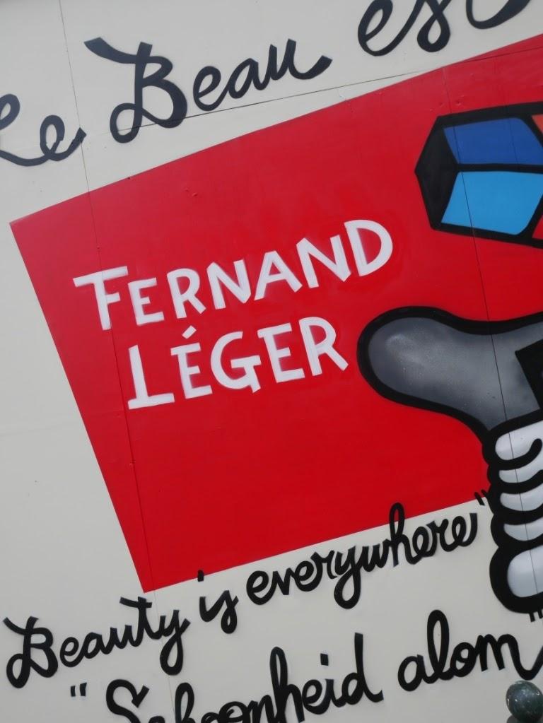 Fernand Leger Bozar Brussels