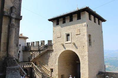 fortificazioni San Marino