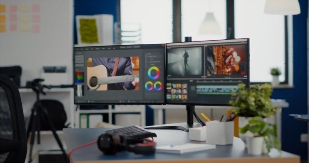 أفضل 5 برامج مونتاج فيديو مجانية للحاسوب
