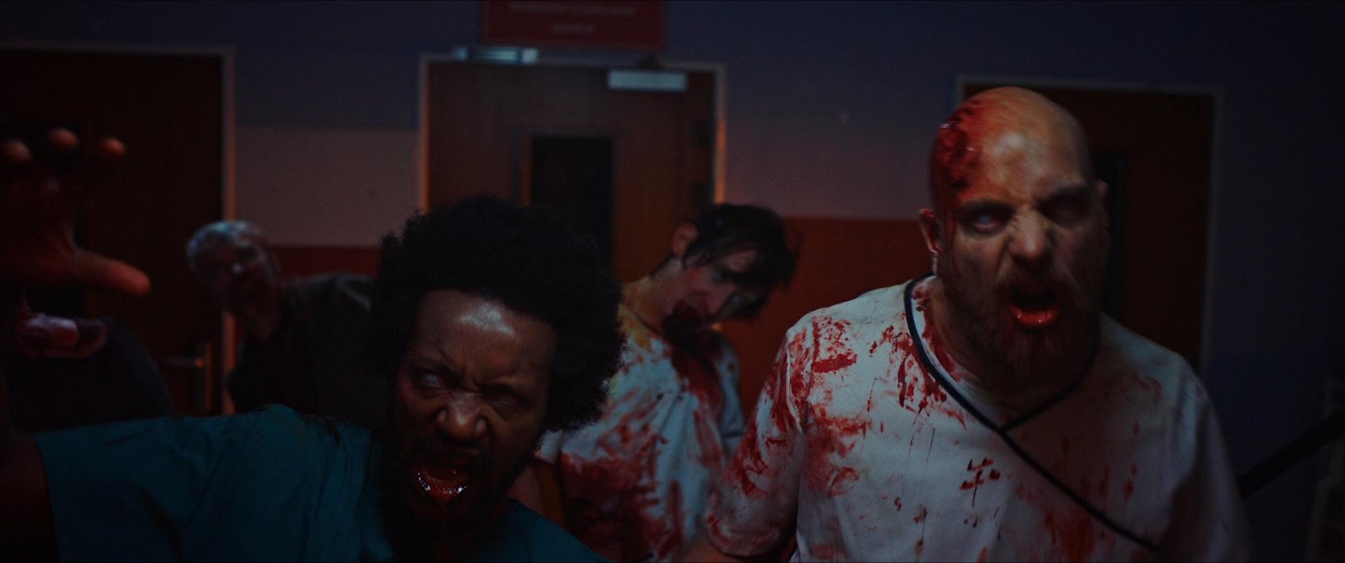 Clínica Zombie (2019) 1080p BRRip Latino