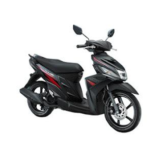 Promo Motor Yamaha Solo Surakarta 2017 Hitam