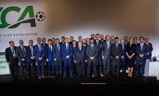 Οι αποφάσεις του ECA για το Champions League και τα Europa League