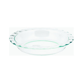pyrex pie pan