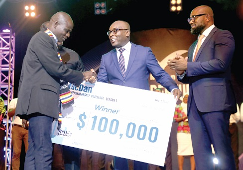 Shea processor wins McDan Entrepreneurship Challenge; Receives GH¢532,000