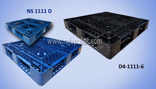 Pallet Plastik NS 1111 D | Spesifikasi | Harga Pallet