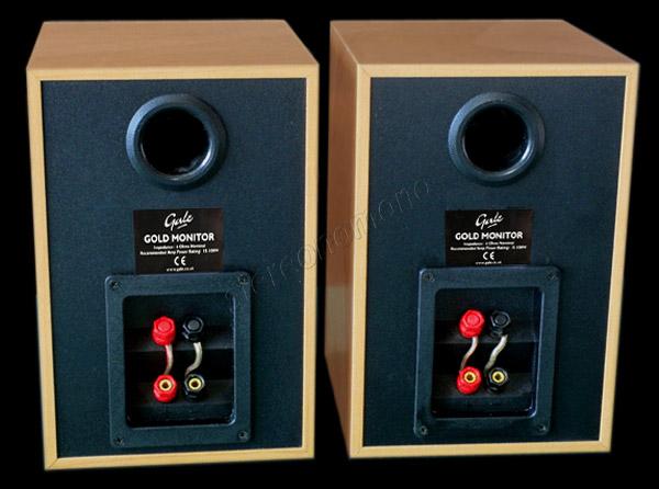 stereonomono - Hi Fi Compendium: Gale Gold Monitor
