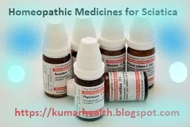 Homeopathic remedies for sciatica