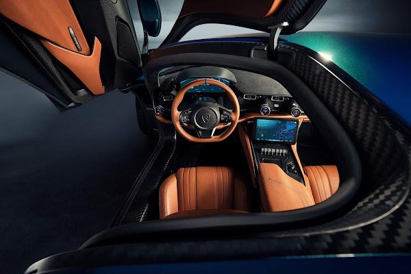 Rimac Nevera elétrico já é confrontado com Ferrari SF90 Stradale híbrida