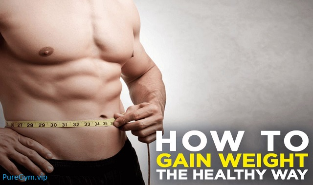 How to Gain Weight Fast and Safely - Healthonline