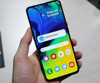 Trik Tersembunyi Samsung Galaxy A80
