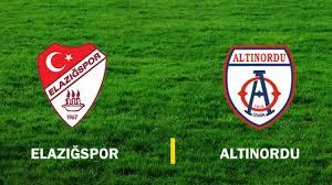 Elaziğspor - Altinordu Canli Maç İzle 08 Nisan 2019