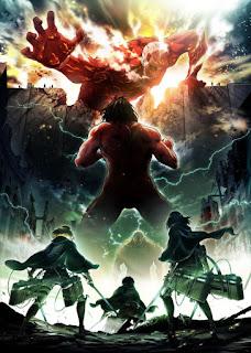 Shingeki no Kyojin 2 - Confirmado lançamento de novo jogo
