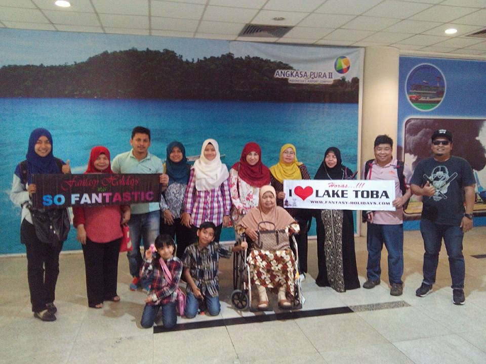 Mr. Anwar Omar & Family with Fantasy Holidays