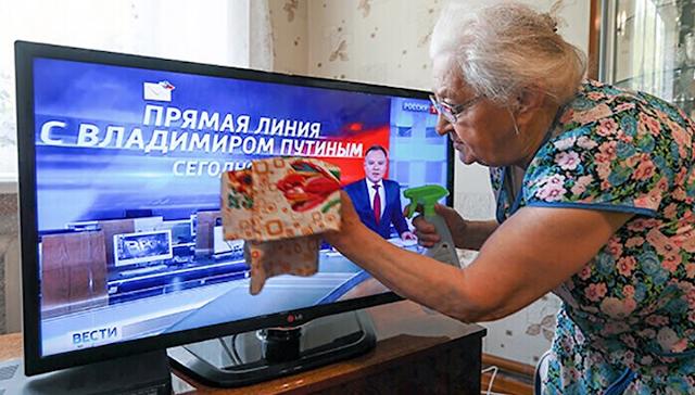 Россия будет тратить больше денег на СМИ, а не на медицину, образование, экологию и выплату пенсий