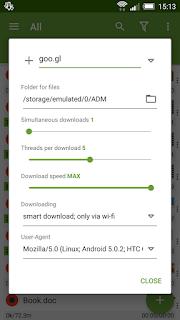 ADM Pro screenshot 6